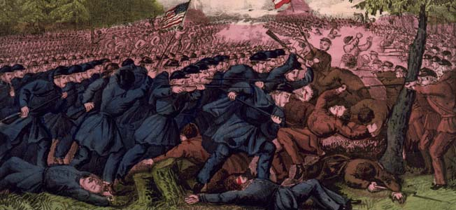 The Battle of Seven Pines or Fair Oaks