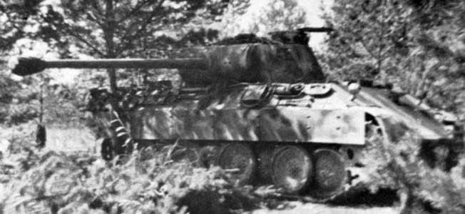 Retreating Germans turned on their Soviet pursuers at the Battle of Targul Frumos, inflicting heavy losses on Red Army tanks, buying valuable time.