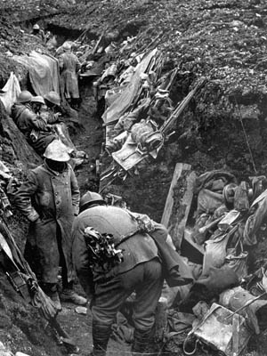 The victims of Verdun were not just the men in the front lines. Reputations died as well, and a few consciences, too. Falkenhayn was replaced as general chief of staff by Generals von Hindenburg and Ludendorff, the heroes of the great German victories against Russia.
