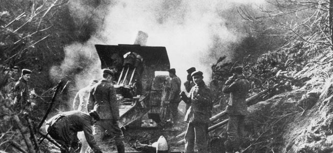 Despite the symbolic importance of Verdun, the French had done much to aid German battle plans by weakening the forts.