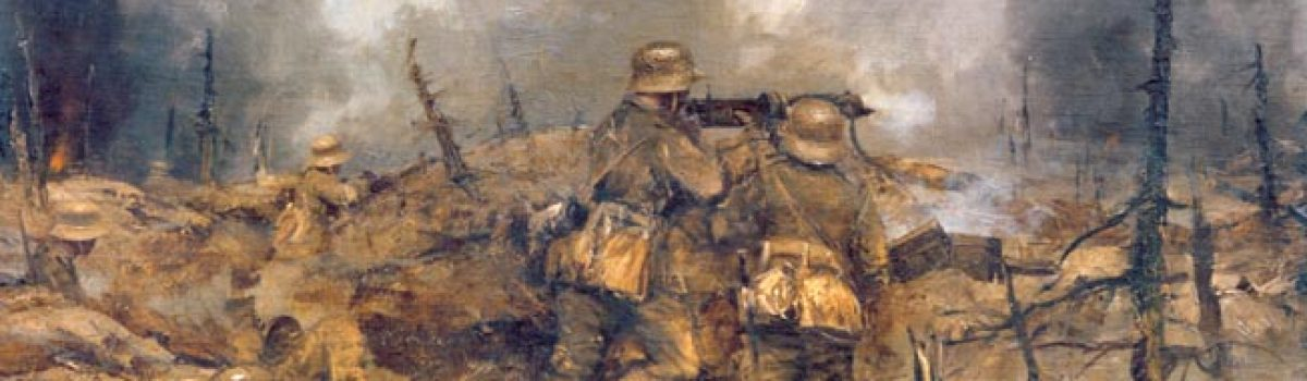 """Who Won the Battle of Verdun, WWI's """"Operation Judgment"""""""