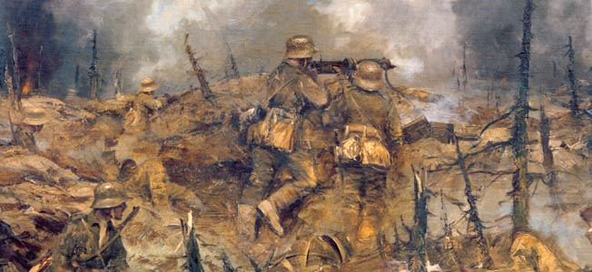 The Battle of Verdun was designed to bleed France white. It did, and Germany, too...