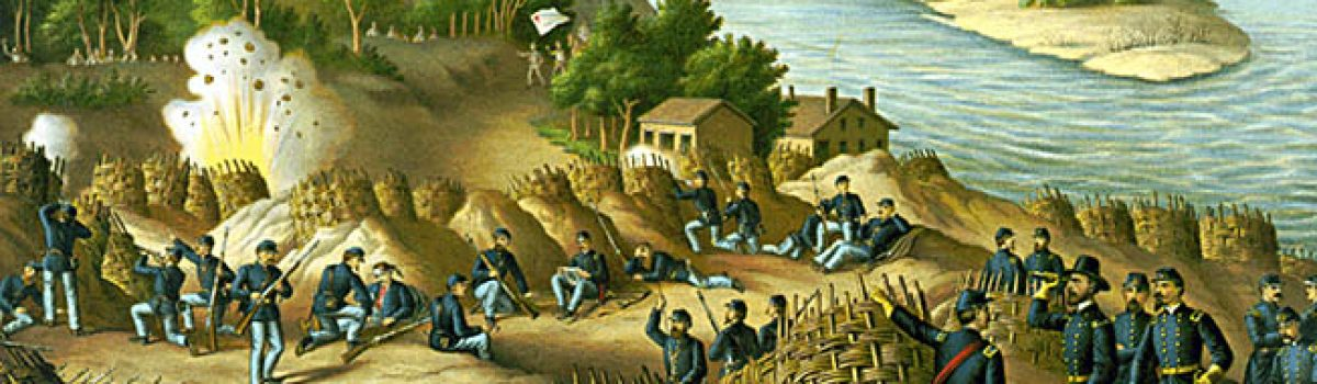The Battle of Vicksburg & The Hardships of Military Siege
