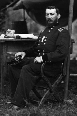 His army reduced to shambles, Confederate General Jubal Early waited uneasily at Waynesboro, Virginia, to do battle one last time with Phil Sheridan.