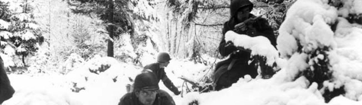 Looking Back on the Battle of the Bulge