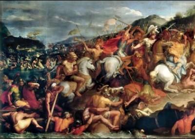 Alexander's Triumph at Granicus