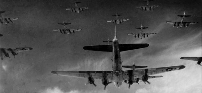 The B-17 Flying Fortress vs. the B-24 Liberator—veterans of air campaigns in Europe and the Pacific have long debated the merits of these aircraft.