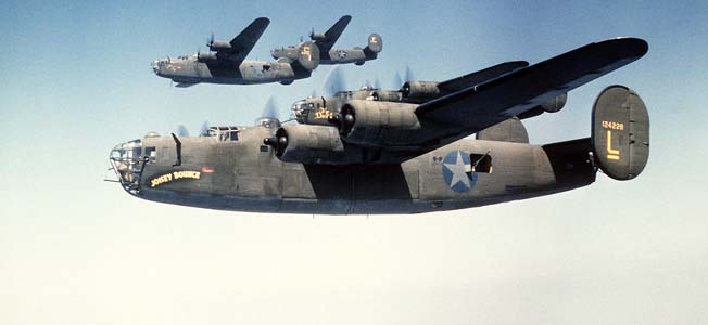 The Consolidated B-24 Liberator 5