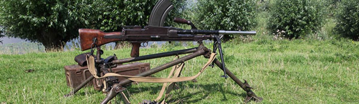 What Made The Bren Gun One of the Most Iconic British WWII Weapons