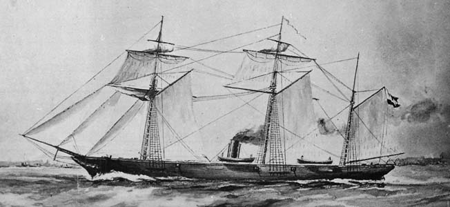 The clash between the CSS Alabama and the USS Kearsarge would become the greatest high seas confrontation of the entire Civil War.