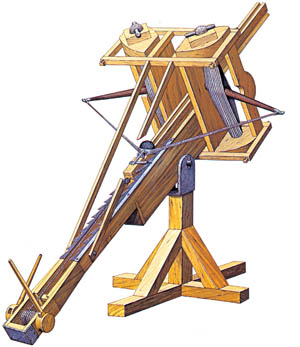 The Catapult And Other War Machines Of Ancient Greece