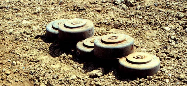 The U.S. deployed the M14 and Claymore mines in Vietnam, but the devices differed in their intended tactical purposes.
