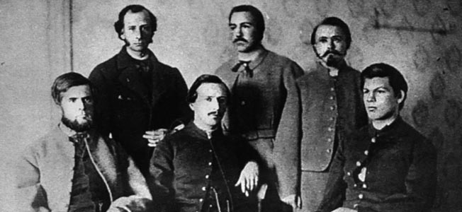 In 1864, Confederate leaders gave the okay to set up a major spy ring in Canada. Agents immediately began plotting to spread terror in the Union.