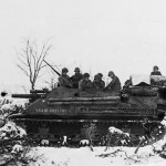 The End of the Battle of the Bulge