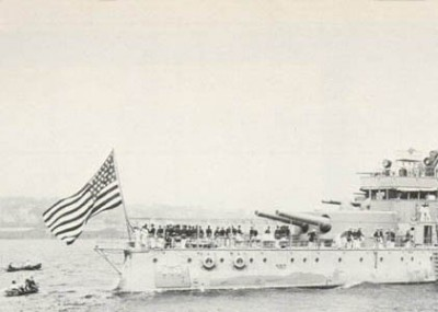 The Epic Journey Of USS Oregon During The Spanish American War