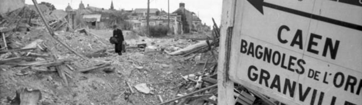 The Falaise Pocket: Sight Of Fanatical German Resistance