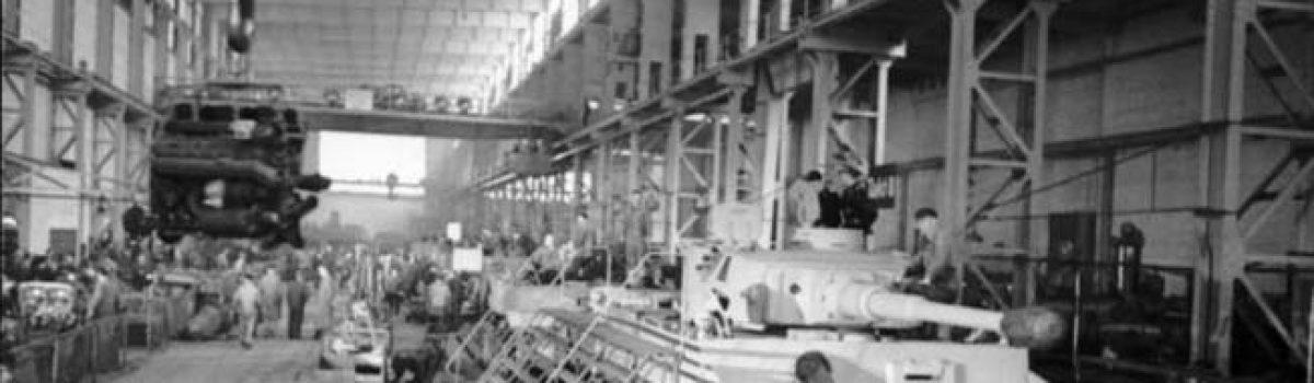 War Machines: The Failure of German Mechanization in WWII