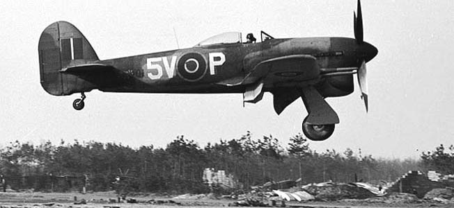 Despite its high production numbers, the Hawker Typhoon 1A and 1B were both plagued by a series of design and technical problems.