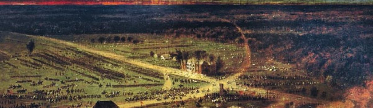 The Irish Rifles At the Battle of Chancellorsville