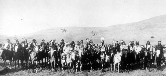 For five brutally cold days in autumn 1877, the Nez Perce endured a determined siege by the U.S. Army.