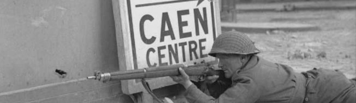 The Lee-Enfield Rifle and its Effectiveness in World War II