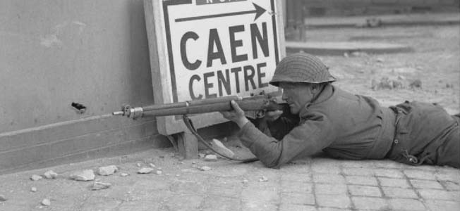 Although first dismissed by some older veterans, soldiers in World War II eventually warmed up to the Lee-Enfield Rifle and came to appreciate its benefits.