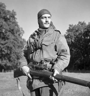 Although first dismissed by older veterans, soldiers in World War II did warm up to the Lee-Enfield rifle and came to appreciate its benefits.
