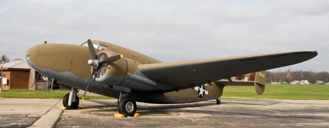 The Lockheed Lodestar