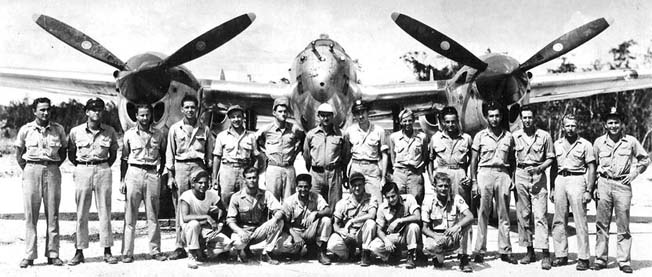 The Lockheed P-38 Lightning was a Mainstay of U.S. Fighter Squadrons in Europe and the South Pacific.