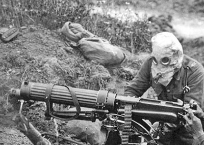 The Machine Gun's Role at the Battle of the Somme