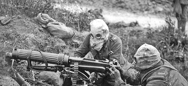 Advancing technology, particularly the machine gun, took a heavy toll at the Battle of the Somme.