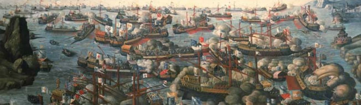 Muslim Equipment at the Battle of Lepanto