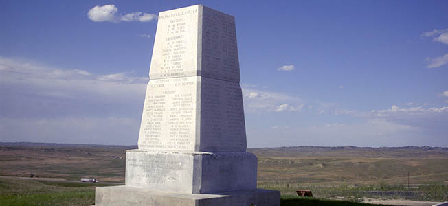 A visit to the Battle of Little Bighorn in Montana can provide greater understanding of Custer's Last Stand, and the motivations of the combatants.