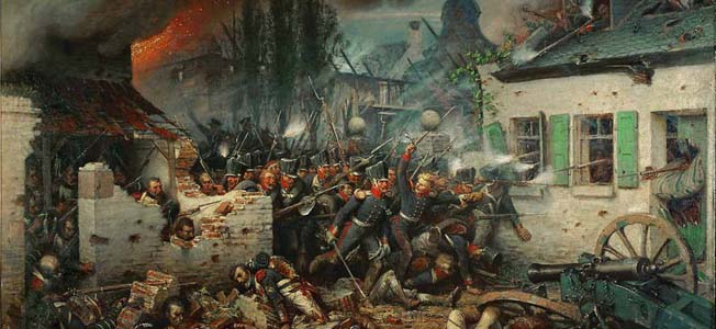 The Prussian Army's Field Marshal Gebhard Leberecht von Blücher made some critical decisions on the field at the Battle of Waterloo.
