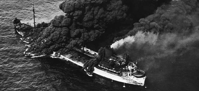 German U-boats threatened the Allies in World War II, but tactical changes and sheer numbers eventually negated the undersea peril.