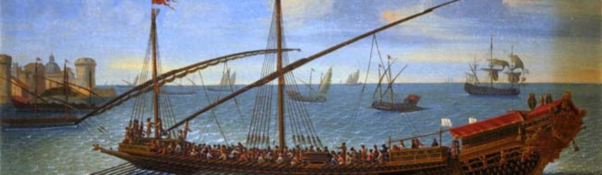 The Quinquereme in the Carthaginian & Roman Navy