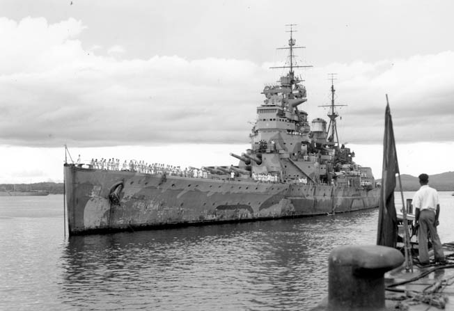 Just After Pearl Harbor, the Prince Of Wales and Repulse were both sent out to stop the Japanese...