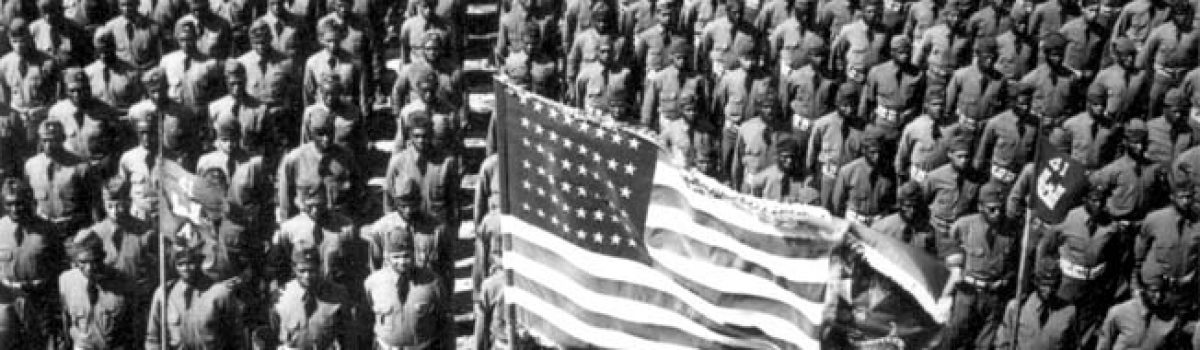 U.S. Involvement in WWII: How (and How Much) the Military Grew