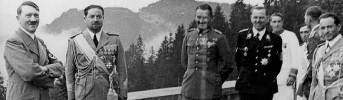 The Strange Death Of Air Marshal Italo Balbo
