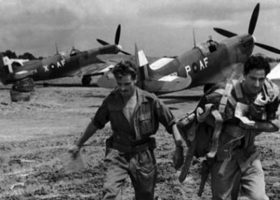 The Supermarine Spitfire and the Battle of Britain