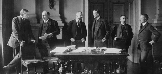 When did World War I end? Ostensibly, it's an easy question to answer. However, the end of the conflict was by no means absolute by the 1919 Treaty of Versailles.