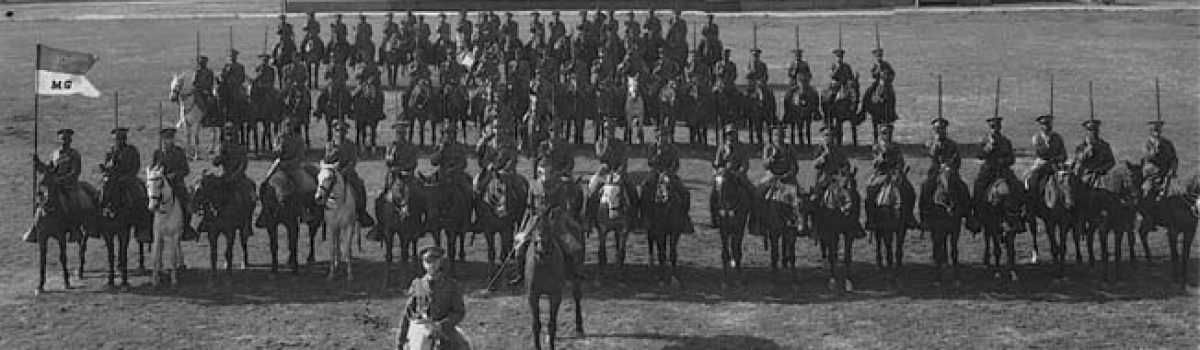 The U.S. Cavalry: Boots, Saddles & Tanks