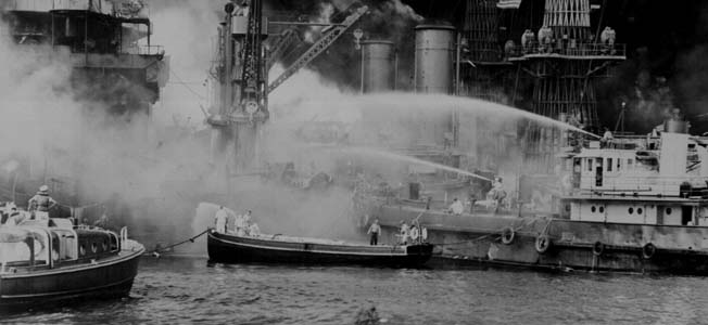 In the aftermath of the attack on Pearl Harbor, recovery crews made a grisly discovery aboard the USS West Virginia.