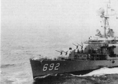 The Vietnam War: The Swift Boat vs. the Destroyer