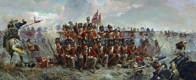 The_28th_Regiment_at_Quatre_Bras