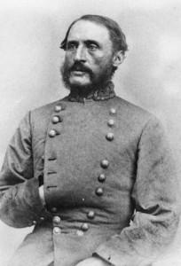 Confederate Brig. Gen. Thomas Clingman.