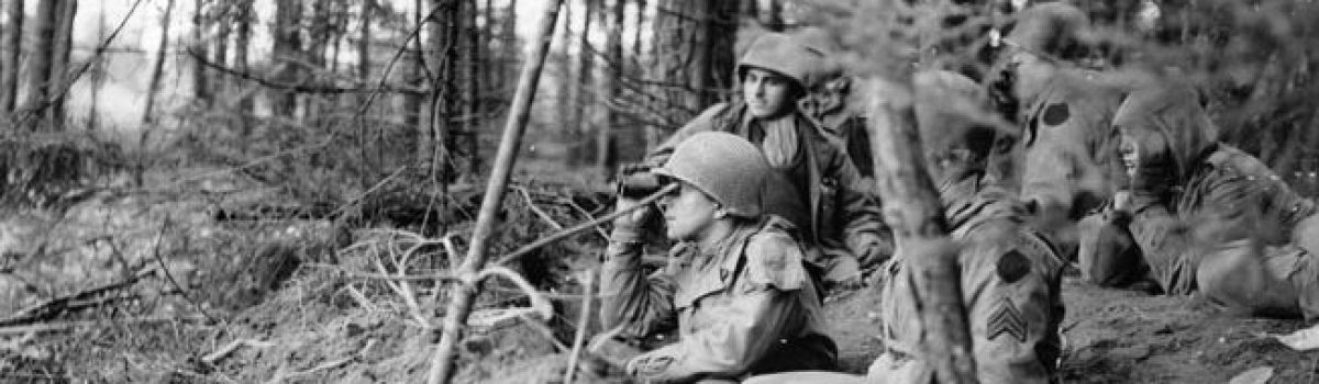 Battle of Reipertswiller: The 157th Infantry's Heroic Stand During Operation Nordwind