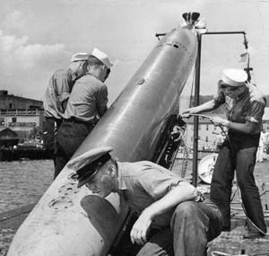 The defective Mark 14 torpedo