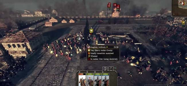 Slated for a 2015 release, Creative Assembly's Total War: Attila is sure to be a welcome addition to its ever-growing strategy empire.