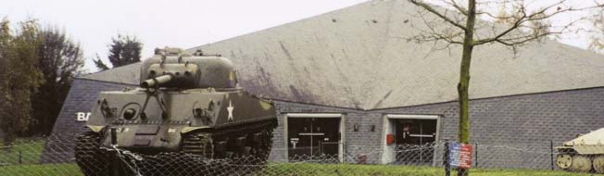 Touring the Battle of the Bulge